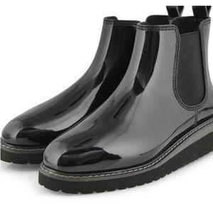 NEW Cougar Kensington Chelsea Ankle Rain Boots Sz6